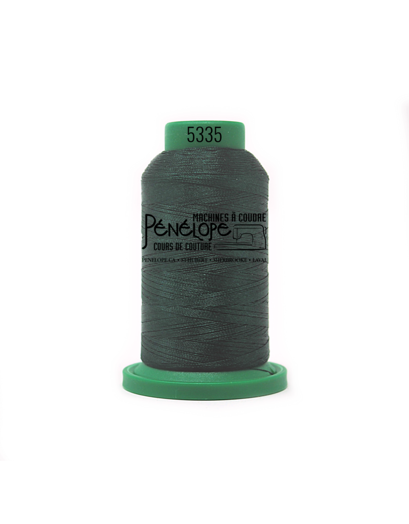 Isacord Isacord thread 5335 for embroidery and sewing