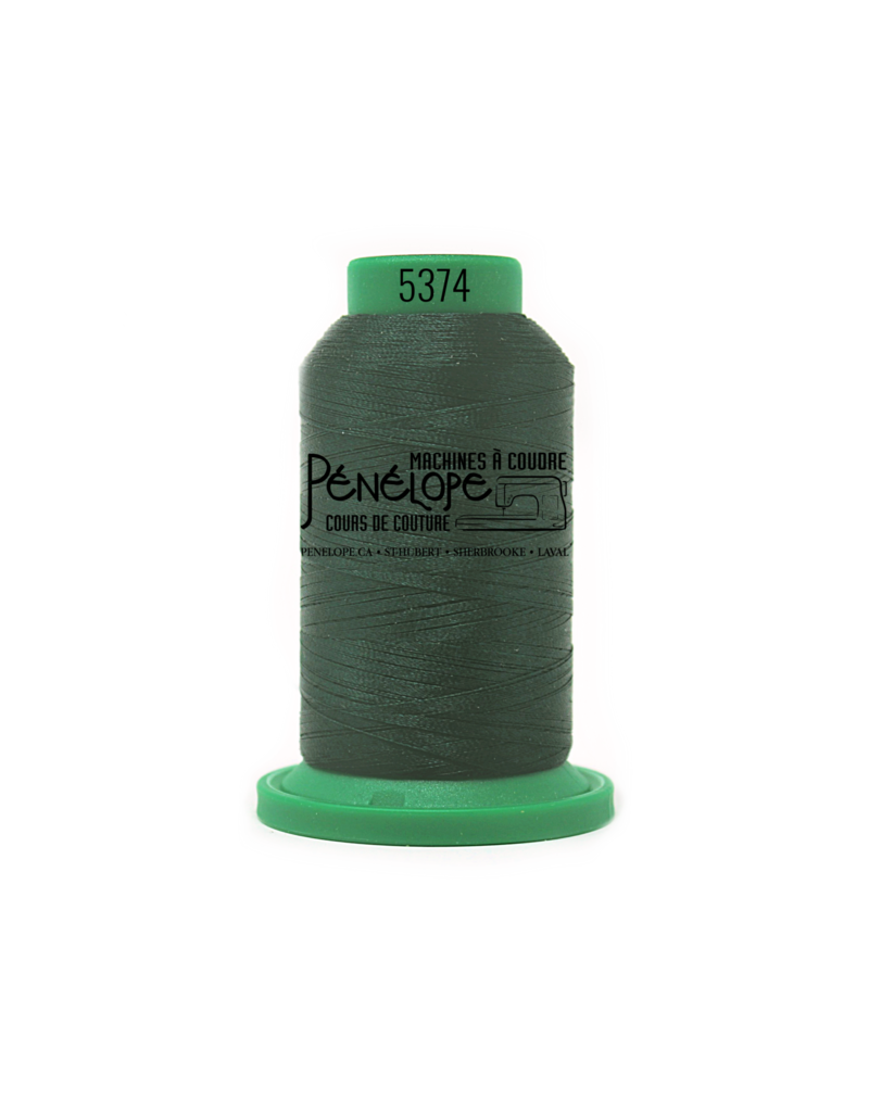 Isacord Isacord thread 5374 for embroidery and sewing