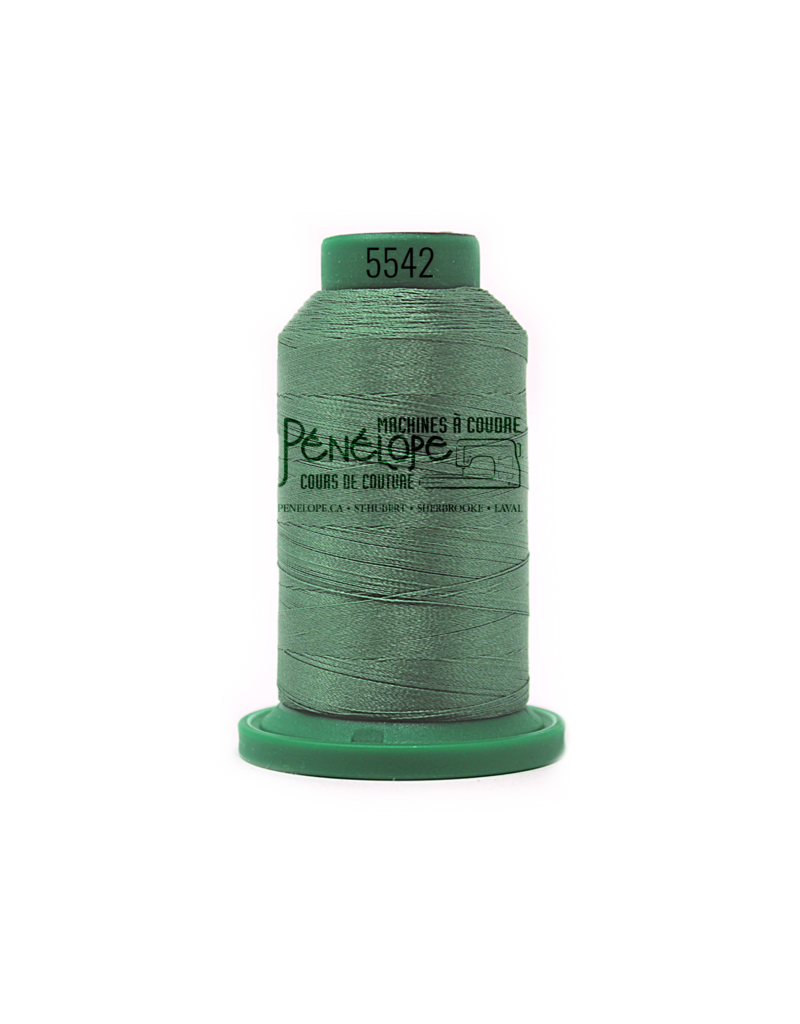 Isacord Isacord thread 5542 for embroidery and sewing