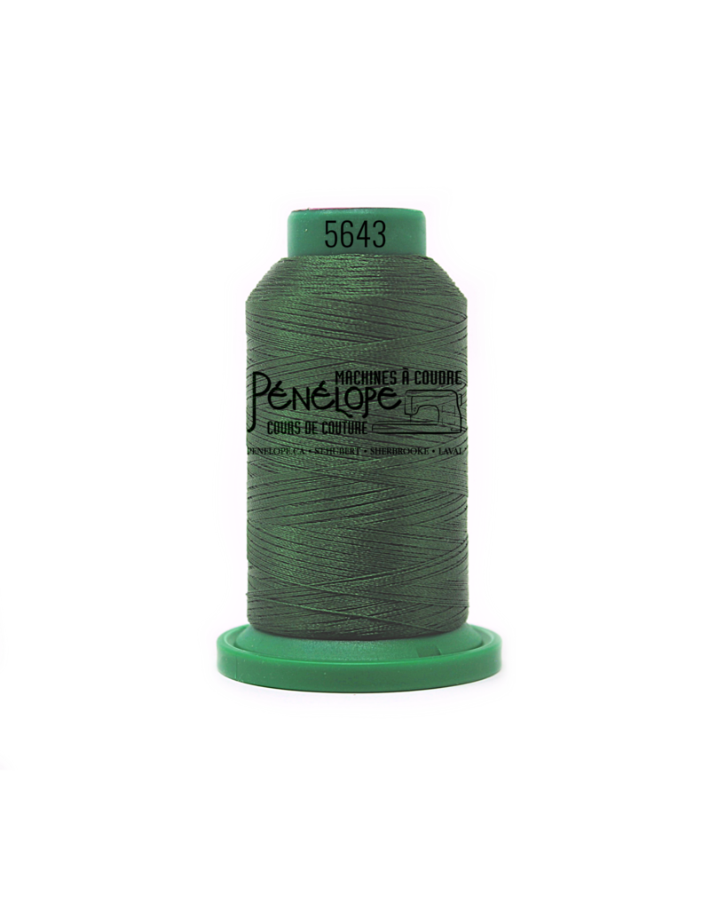 Isacord Isacord sewing and embroidery thread 5643