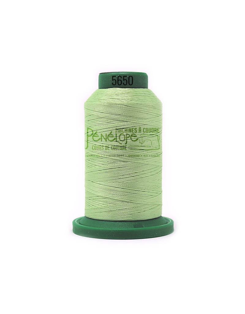 Isacord Isacord thread 5650 for embroidery and sewing