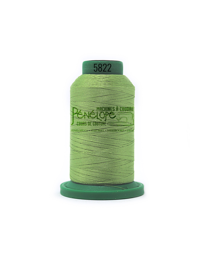 Isacord Isacord thread 5822 for embroidery and sewing