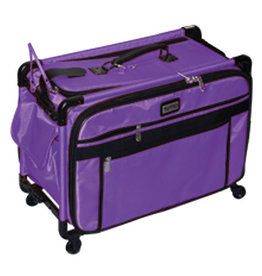 Tutto Tutto suitcase of sewing machine with wheels