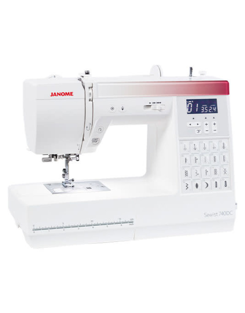 Janome Janome couture 740DC
