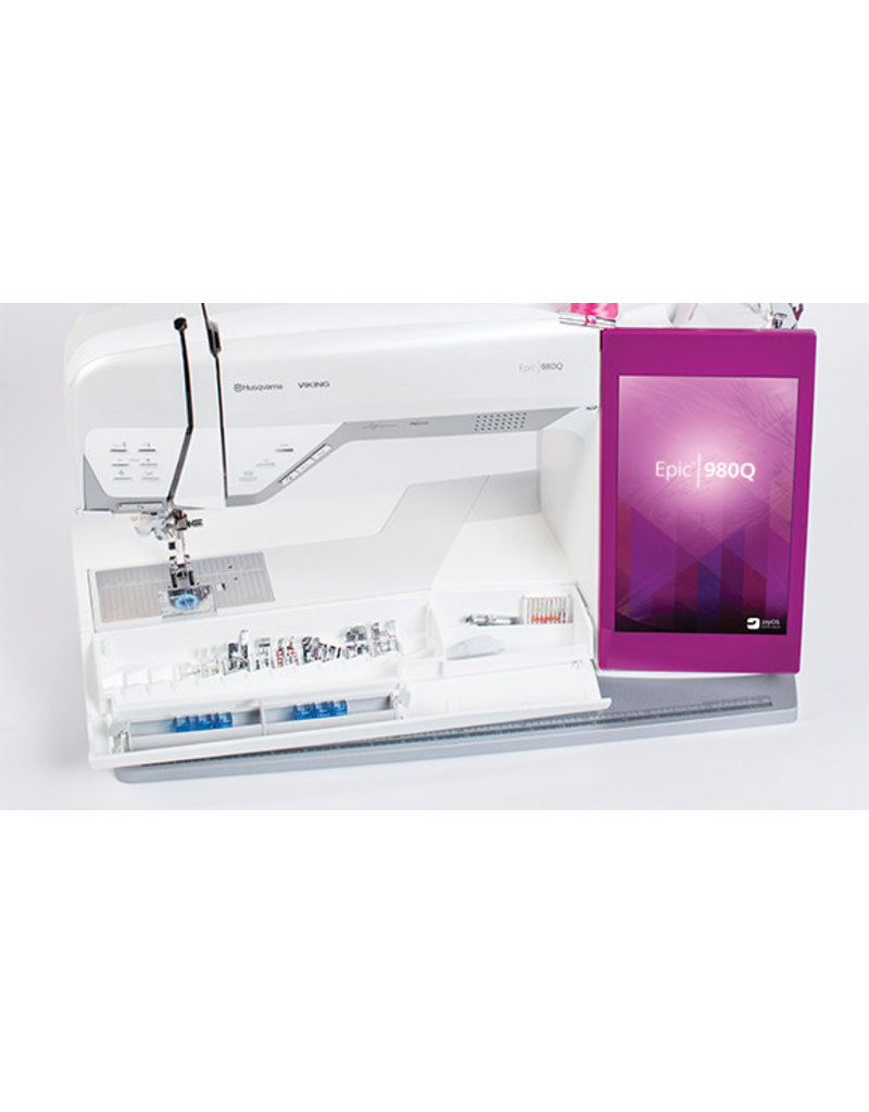 Husqvarna Husqvarna sewing only 980Q