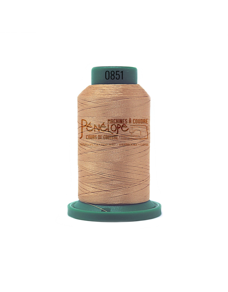 Isacord Isacord thread 0851 for embroidery and sewing