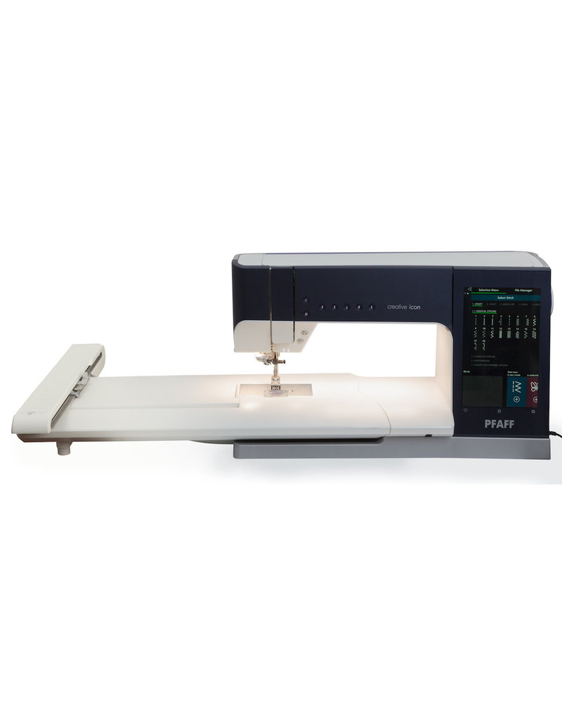 Pfaff Pfaff embroidery and sewing Créative Icon