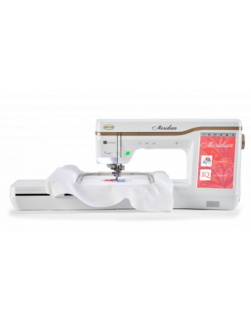 Babylock BabyLock embroidery machine only Meridian