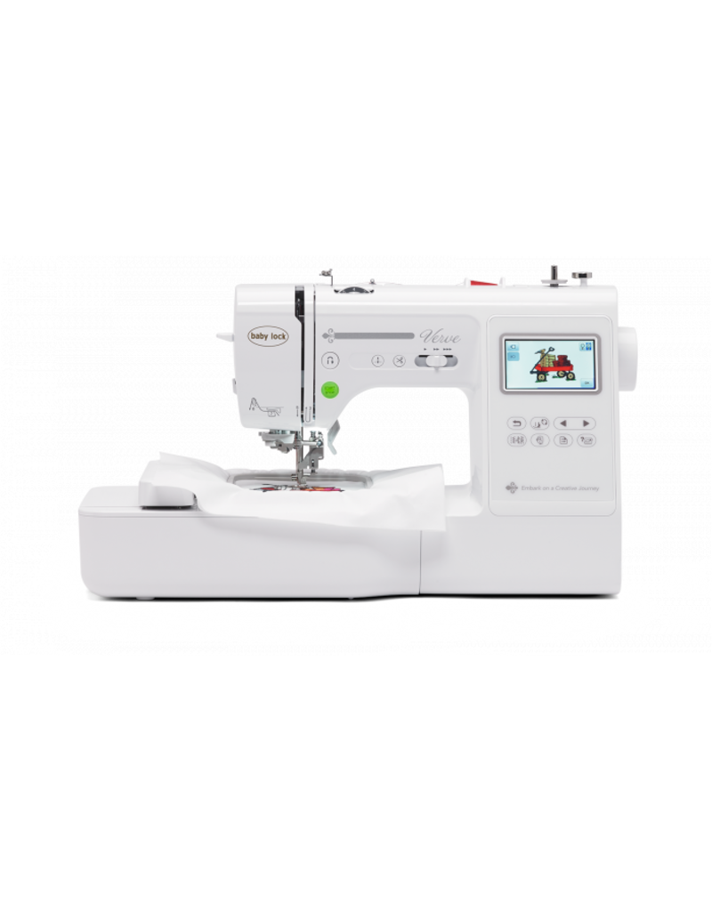 Babylock Babylock embroidery and sewing  Verve