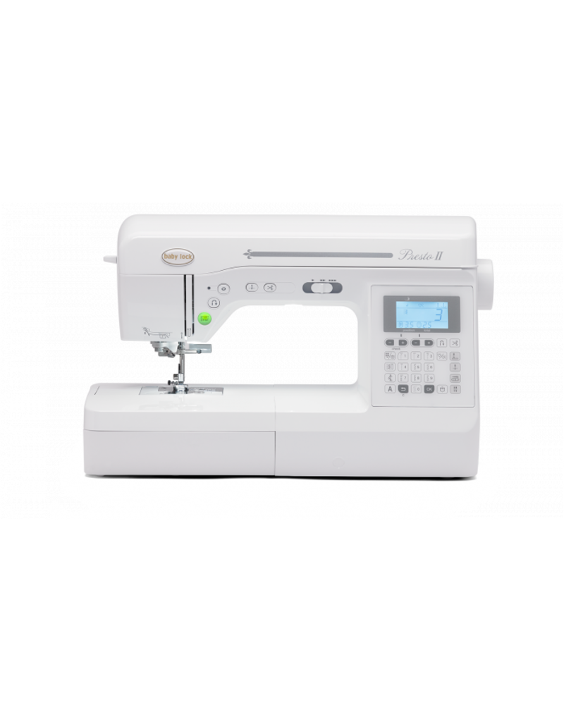Babylock Babylock sewing machine Presto