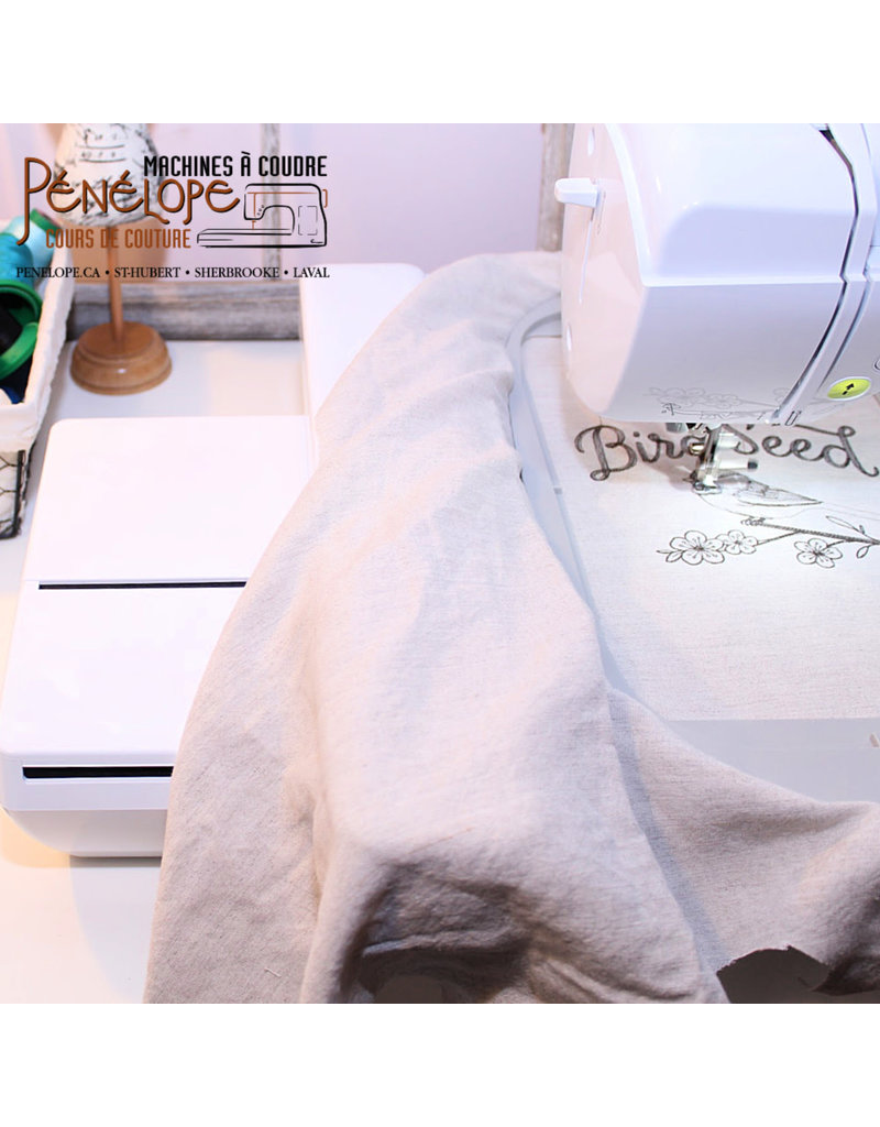 Embroidery for beginners  with Georgette Baribeau