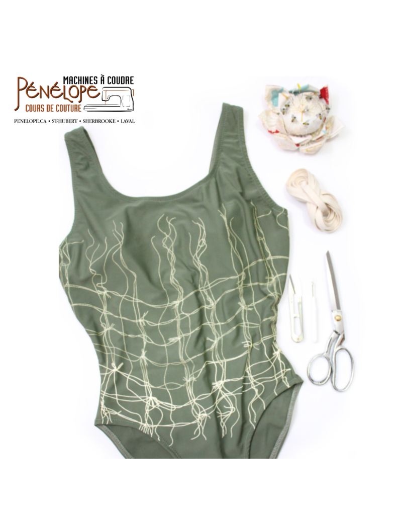 Sewing swimsuits 1