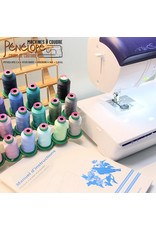 Pénélope Introduction to your sewing and/or embroidery machine