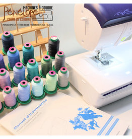 Introduction to your sewing and/or embroidery machine
