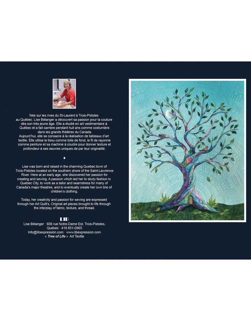 Libexpression Carte Libexpression - Tree of Life