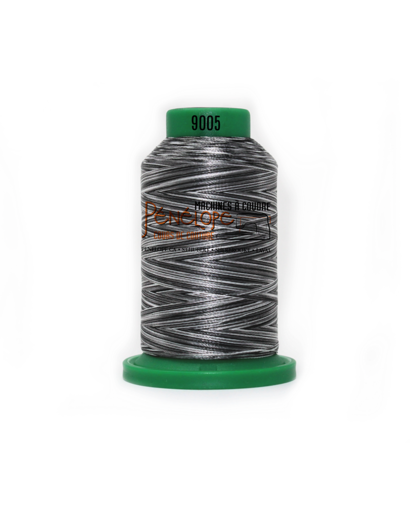 Isacord Isacord sewing and embroidery thread 9005 1000 m