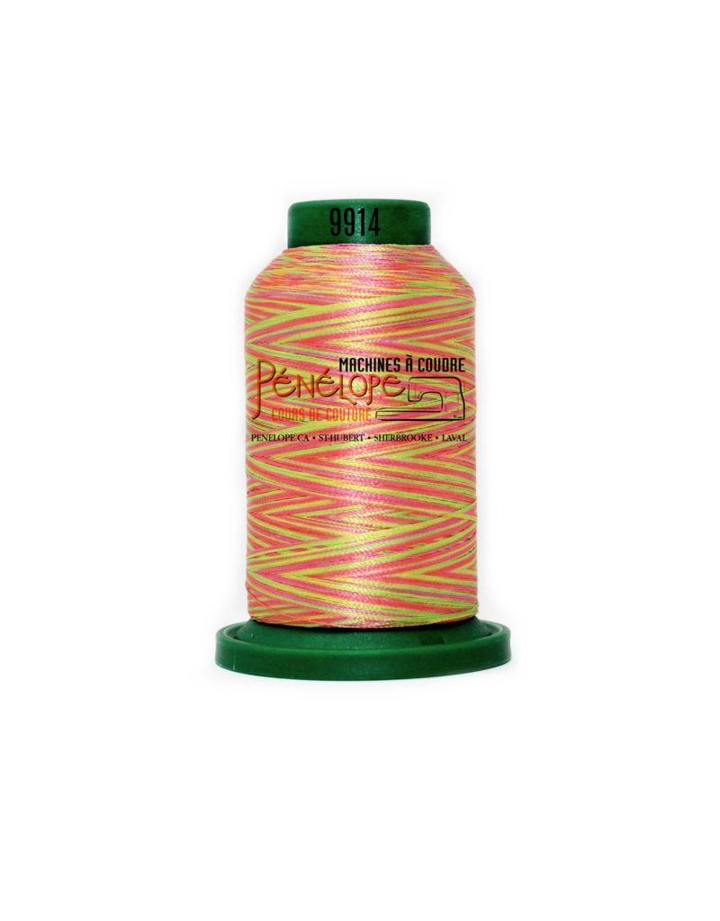 Isacord Isacord sewing and embroidery thread 9914 1000 m