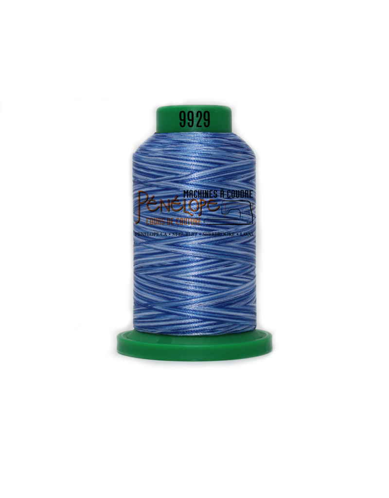 Isacord Isacord sewing and embroidery thread 9929 1000 m