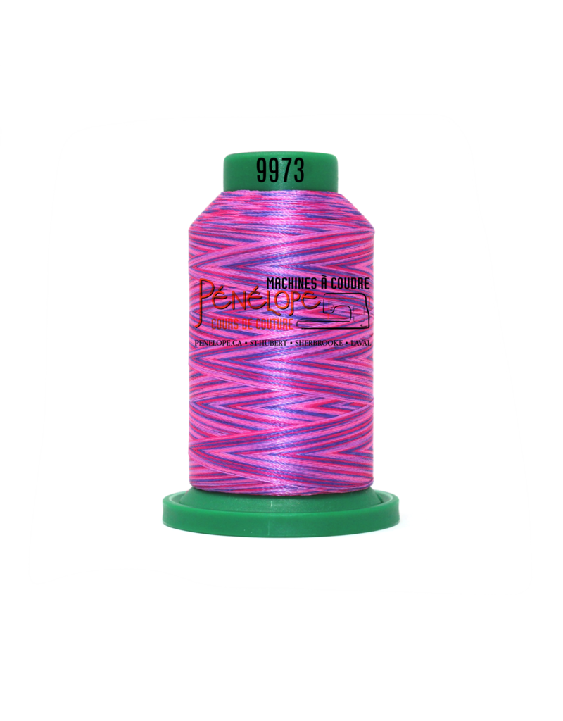 Isacord Isacord sewing and embroidery thread 9973 1000 m