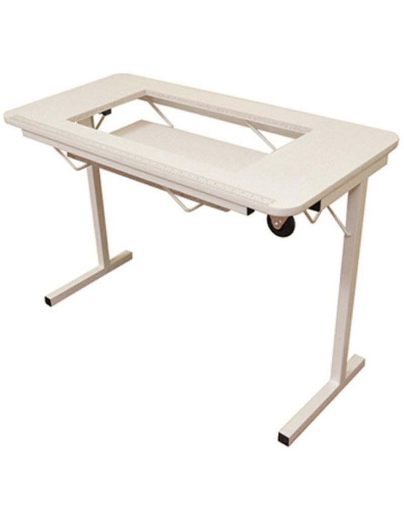 Inspira craft folding table