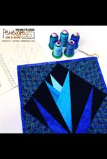 Paper piecing quilt class