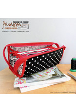 Multifunction pouch sewing class