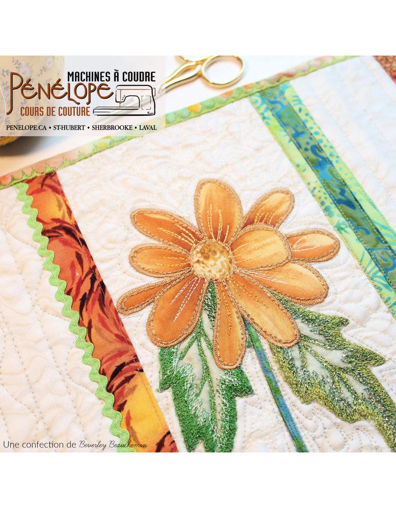 Pénélope The theory of decorative threads seminar