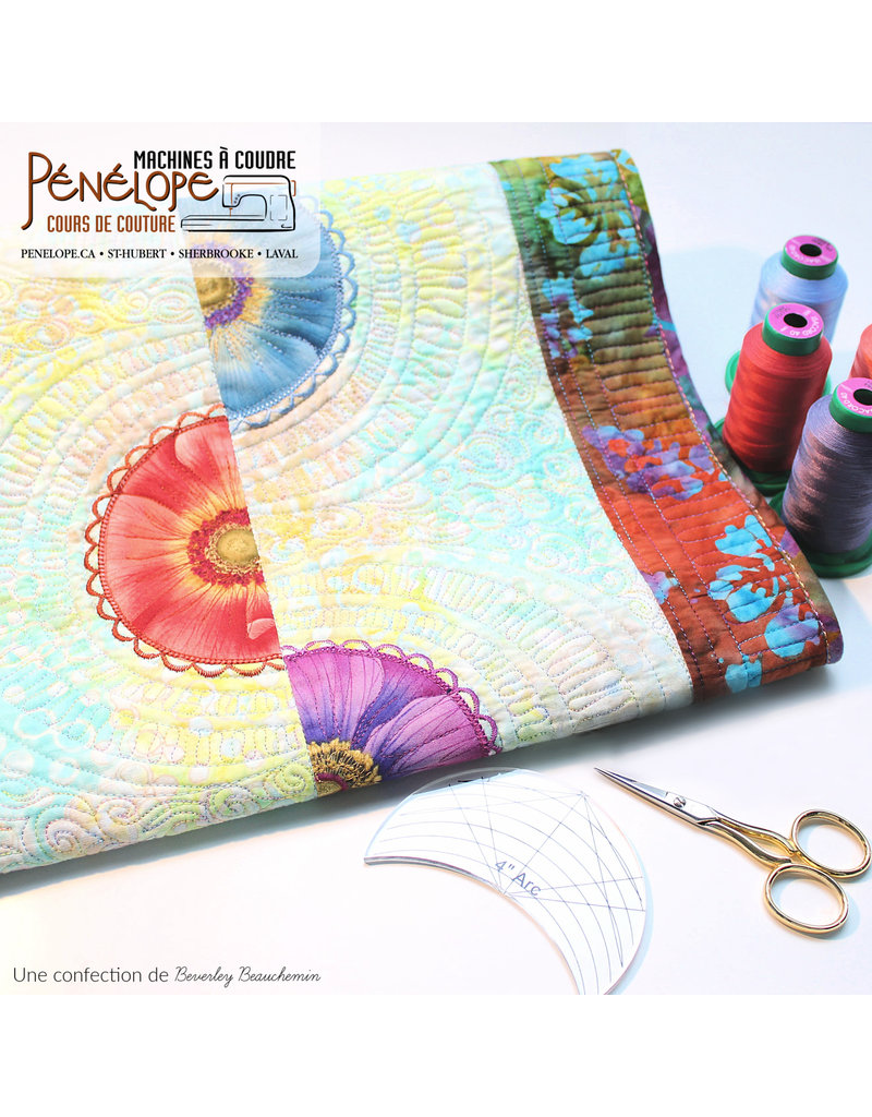 Quilting with rulers seminar