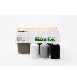 Madeira Aerolock and Aeroflock Mini King 12 Spool Box