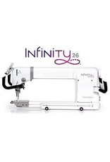 """Handi Quilter Handi Quilter Infinity 26"""" with frame  Gallery2  10'"""