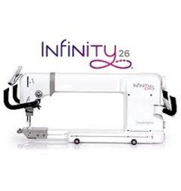 "Handi Quilter Handi Quilter Infinity 26"" with frame  Gallery2  10'"