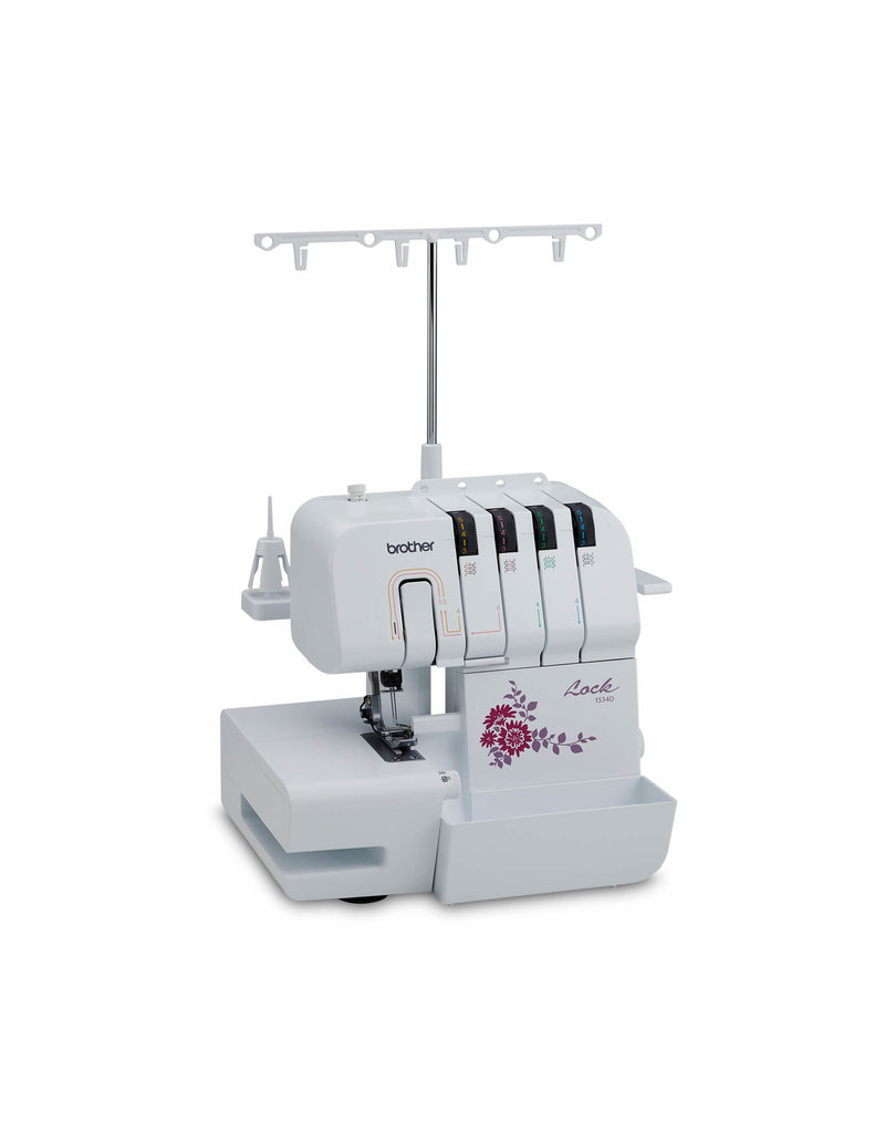 Brother Serger factory service Brother 1534D
