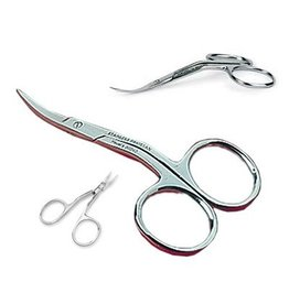 Double curved scissors - 3 1/2 ""