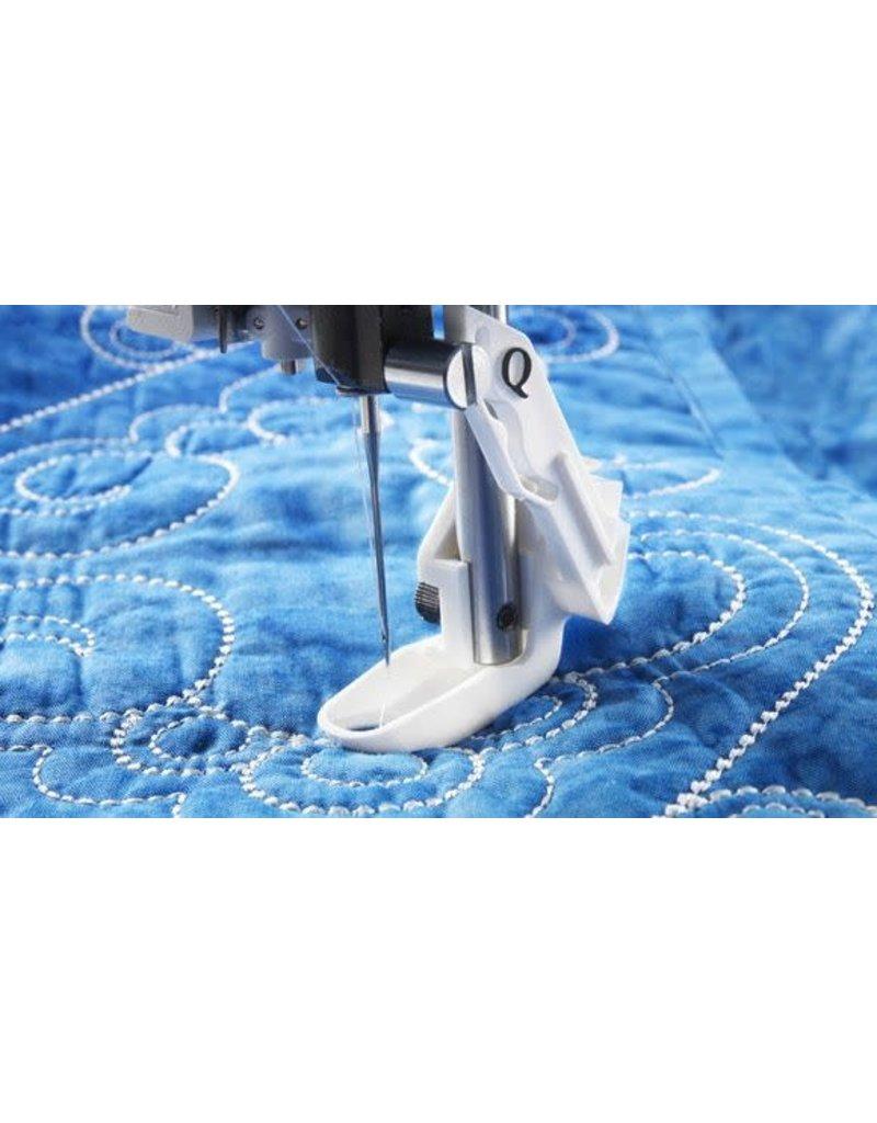 Husqvarna Viking  Q Sensor Foot for Designer Diamond Deluxe