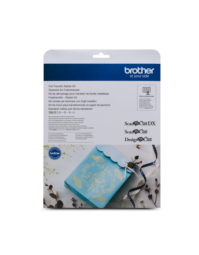 Brother Foil Transfer Starter Kit