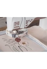 Husqvarna Viking Husqvarna attachement for ribbon embroidery groupe 9