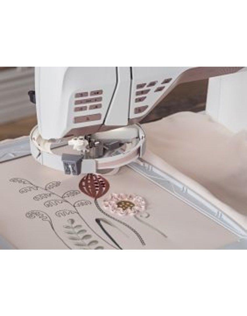 Husqvarna Husqvarna attachement for ribbon embroidery groupe 9