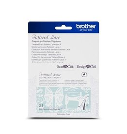 Brother Collection 4 De Motifs Dentelle Tattered Lace