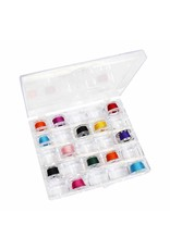 Unique UNIQUE SEWING Bobbin Box - holds 25 Bobbins