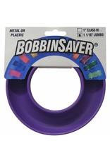 GRABBIT Jumbo BobbinSaverTM Bobbin Holder - Purple