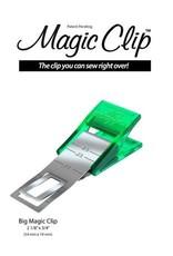 Magic Clip Big 12 pieces per card