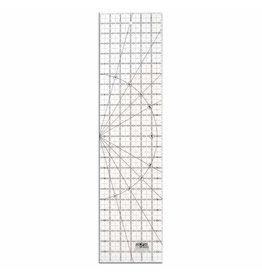 6″ x 24″ Frosted Acrylic Ruler Olfa