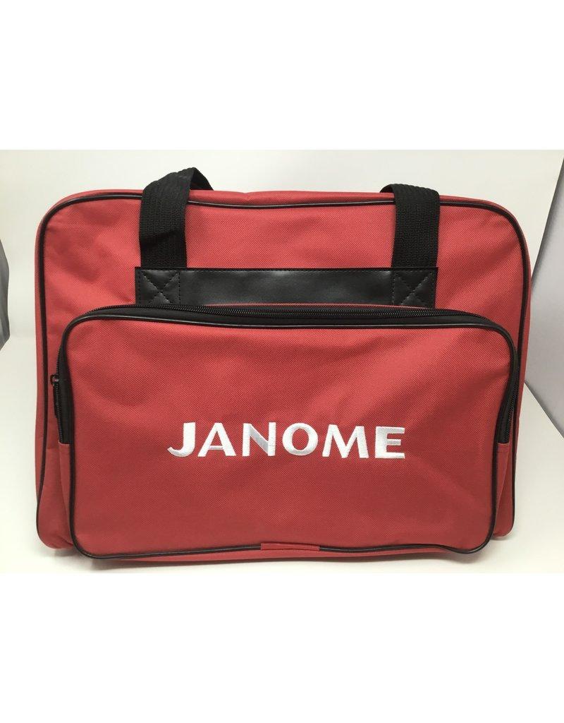 Janome Valise Janome rouge