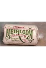 "Heirloom Heirloom 80/20 Cotton Crib 45""X60"""