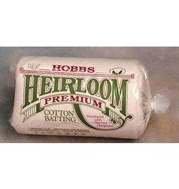 Heirloom Bourre batting Crib 45X60