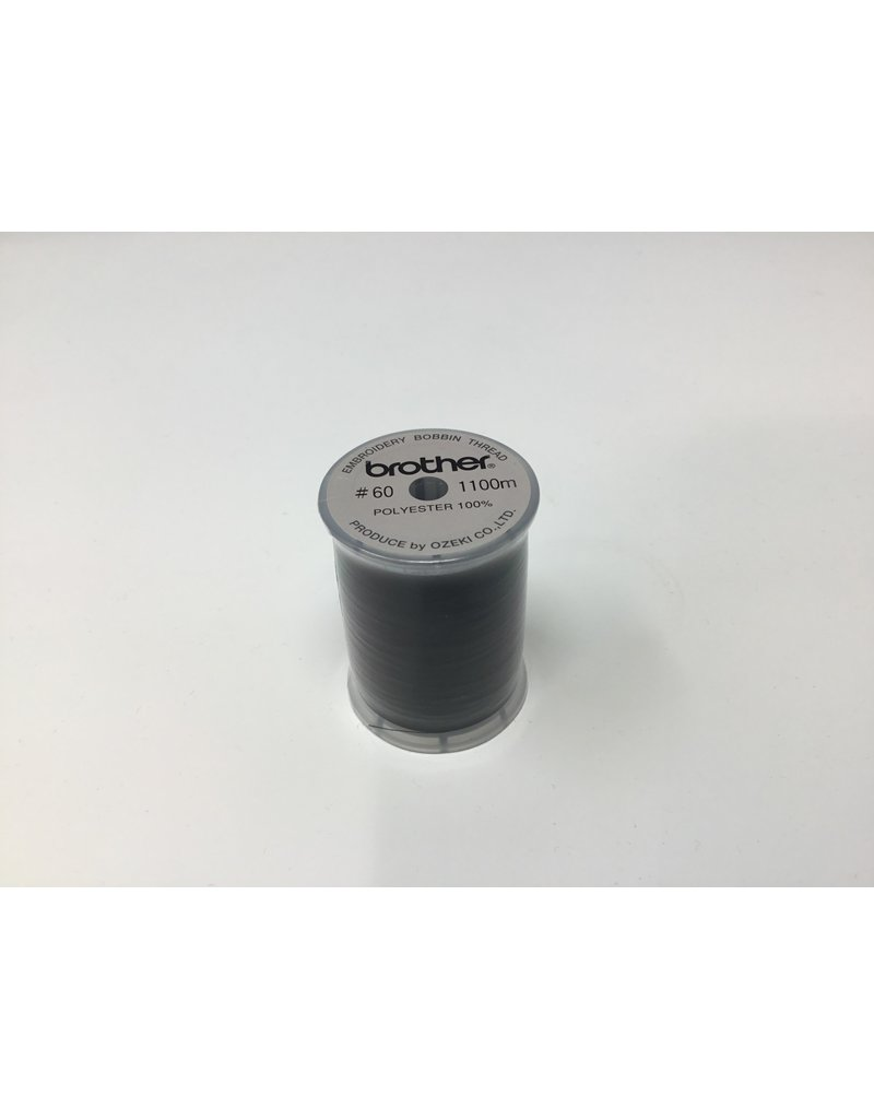 Brother Bobbin thread  #60 black / Brother