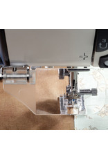 Janome Optic magnifier lens set. ( 3 lens and 1 holder )