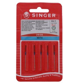 Singer Singer serger needles - Type 2020,  90/14