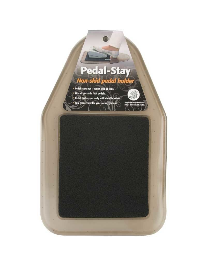 Non-Skid Holder For Portable Sewing Machine Pedal