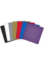 Brother Brother ScanNcut assortiment de vinyles de couleur (ens. de 10)
